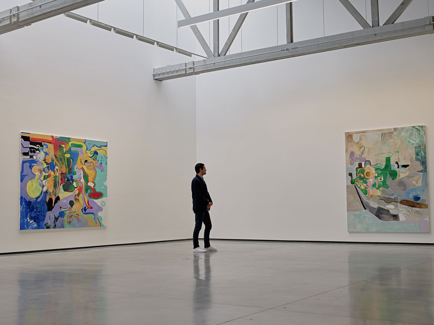 David Kordansky gallery in Los Angeles